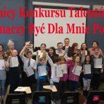 Konkurs Mlodych Talentow