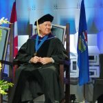 Allan Wachowich Honorary Degree Recipient