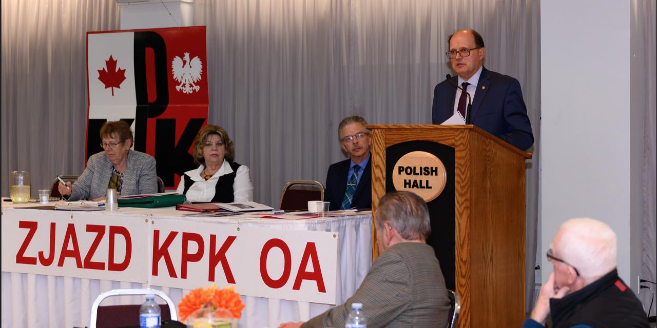 XXXVI Walny Zjazd Kongresu Polonii Kanadyjskiej, Okręg Alberta