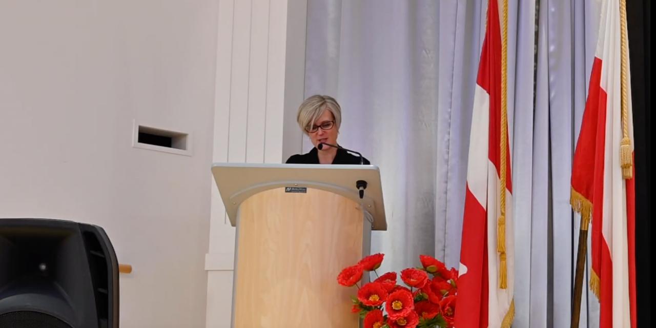 Canadian Polish Millennium Fund Presentation by Greta Derus