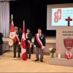 101 Rocznica Odzyskania Niepodległości Uroczystość składania wieńców w Domu Polskim