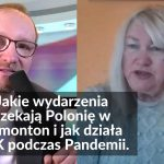 Wideo: Jakie wydarzenia czekają Polonię w Edmonton i jak działa KPK podczas Pandemii
